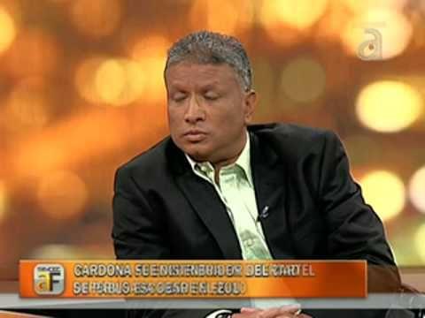 Francisco Cardona y sus experiencias en el narcotráfico - I Parte