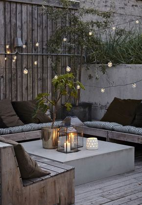 Terrasse | 5 tips til en moderne design-oase | Boligmagasinet.dk