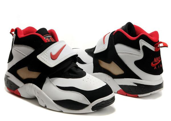 Deion Sanders cross trainers, 1993. I saved up a lot of paper route money for these.