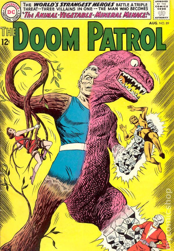 Doom Patrol (1964 1st Series) 89