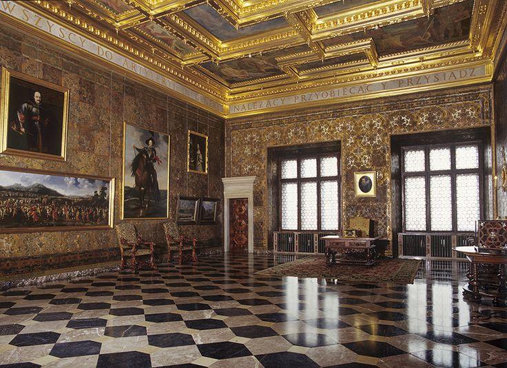 Reprezentacyjne Komnaty Królewskie   Zamek Królewski na Wawelu   Wawel Kraków