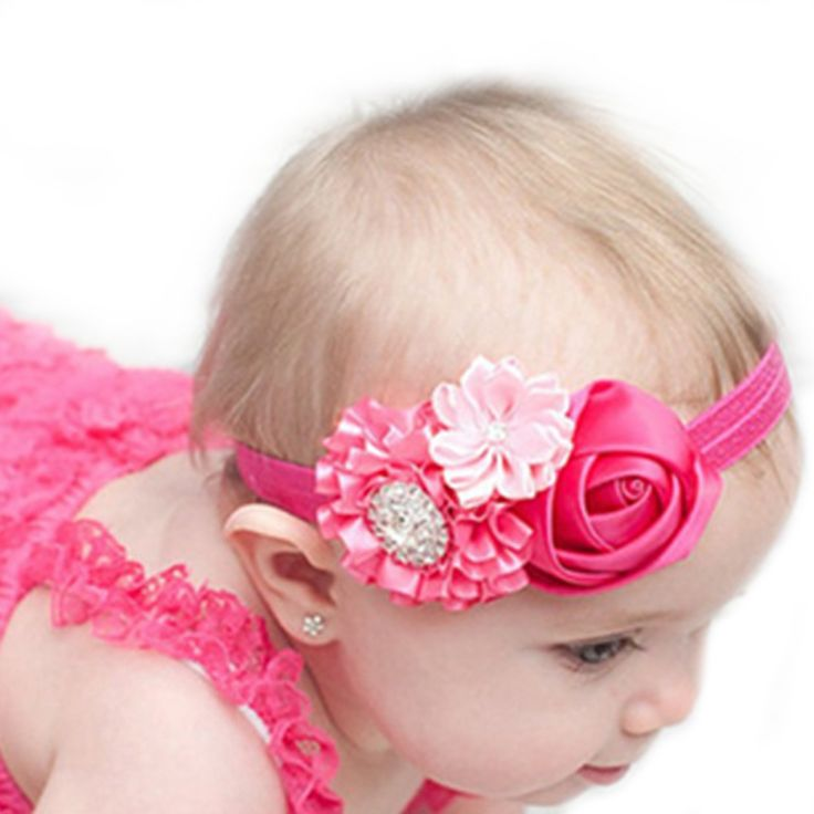 how to make baby girl hair bows and headbands