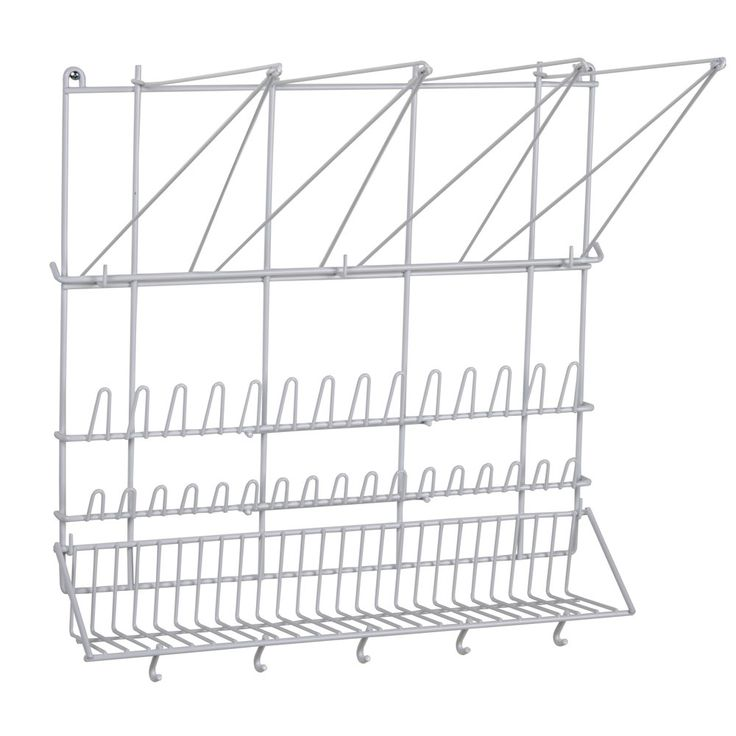 Matfer Bourgeat 169002 Pastry Bag And Tip Drying Rack