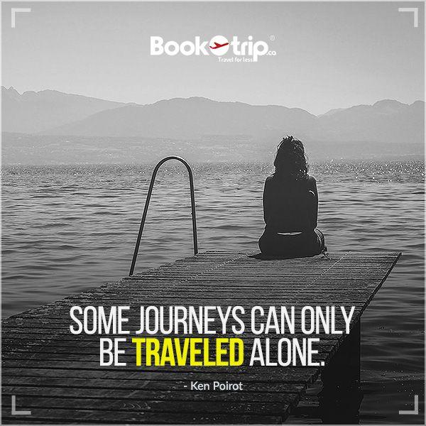#ThursdayThoughts #Travel #alone !!