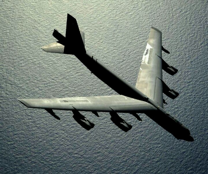 Boeing B 52 Stratofortress Of The U S Air Force History: B 52 Stratofortress, South China Sea, Small