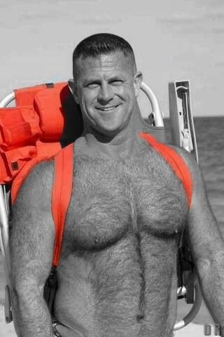 Bear Dad Hairy Hot Consider, That