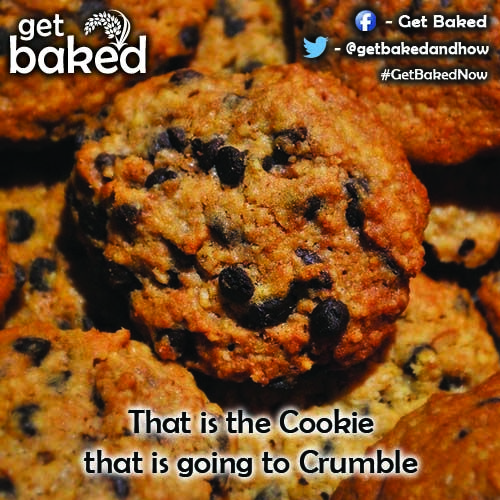 That is the Cookie that is going to crumble