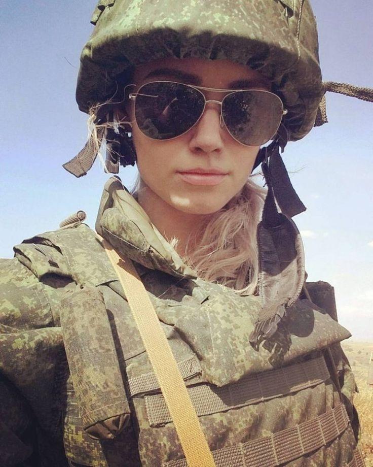 Картинки девушек в военной форме