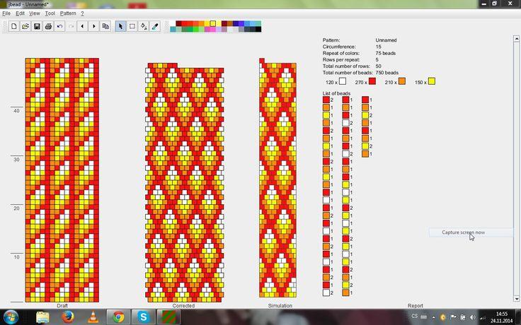 crotchet beads