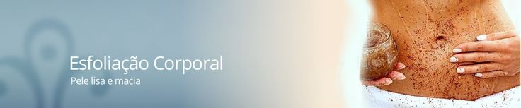 A esfoliação é um tratamento facial ou corporal que ajuda na renovação da pele, eliminado as células mortas e as impurezas que deixam o maior órgão do corpo envelhecido, seco e desidratado. A eliminação dessas células mortas remove as impurezas liberando os poros e, consequentemente, melhorando a respiração cutânea, e permite que a pele possa absorver eficazmente os benefícios dos cremes e cosméticos que serão aplicados posteriormente. A esfoliação corporal ajuda no combate às celulites…