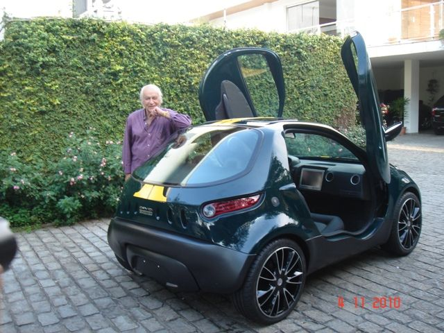Obvio ! model 828 electric - from Rio de Janeiro - and Anisio Campos, the Designer