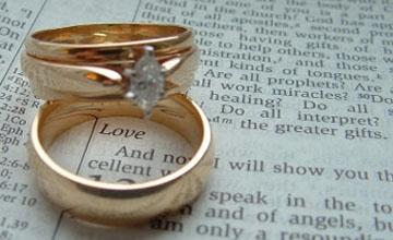 Ideas para el grabado de anillos de boda