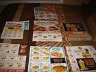 Hardees,Arby's,Captain D's, pizza Hut,Papa John's,Burger King,& Krystal Coupons - http://www.restaurantcouponfinder.com/captain-ds/hardeesarbyscaptain-ds-pizza-hutpapa-johnsburger-king-krystal-coupons/