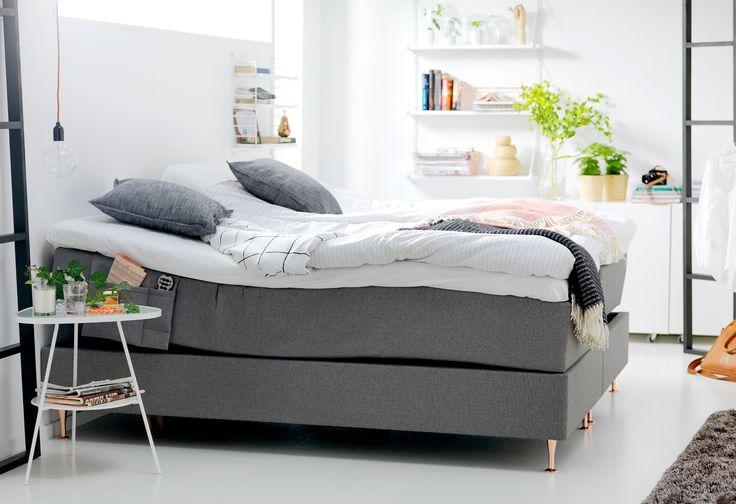 Hilding Family Plus Ställbar säng