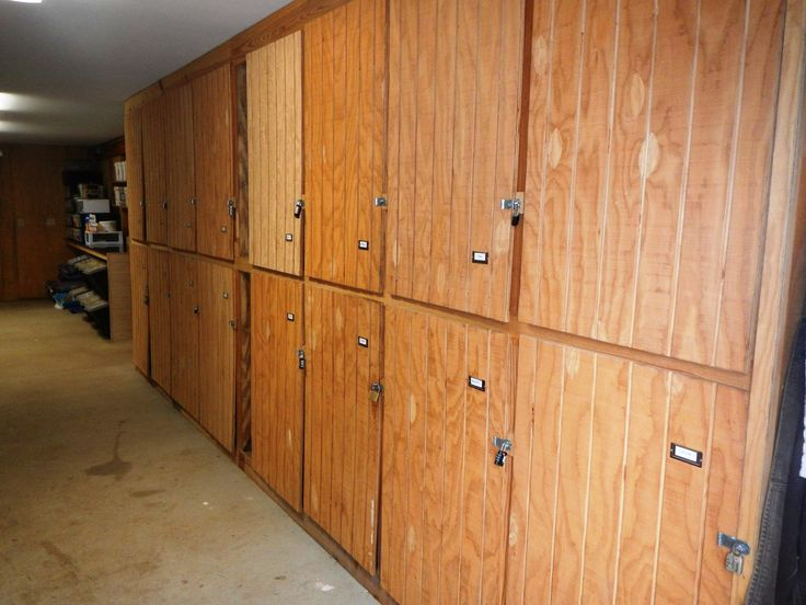 Image result for tack room lockers