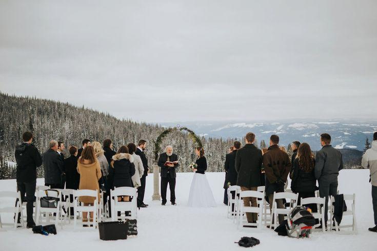 Silver Star Mountain Wedding