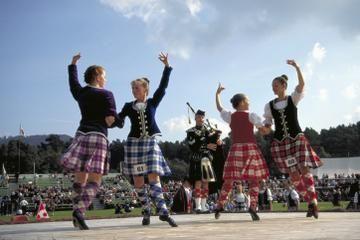 Scottish Highland Games Day Trip from Edinburgh - Edinburgh   Viator