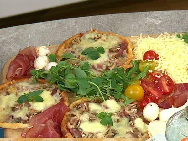 Smillas glutenfria pizza | Recept.nu