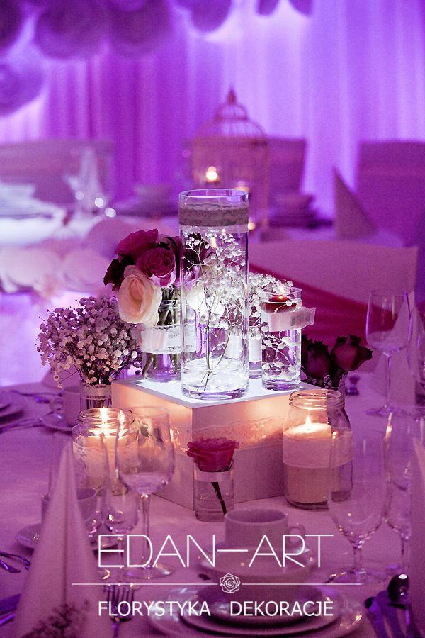 Dekoracje weselne Edan-Art, Kwiaty do ślubu warmińsko-mazurskie. Eranova Olsztyn  #wesele #slub
