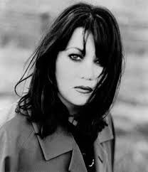 Jann Arden. Odd take, when I think of all the people I have seen interviewed,most of them are Canadian, and,she's one of the best.