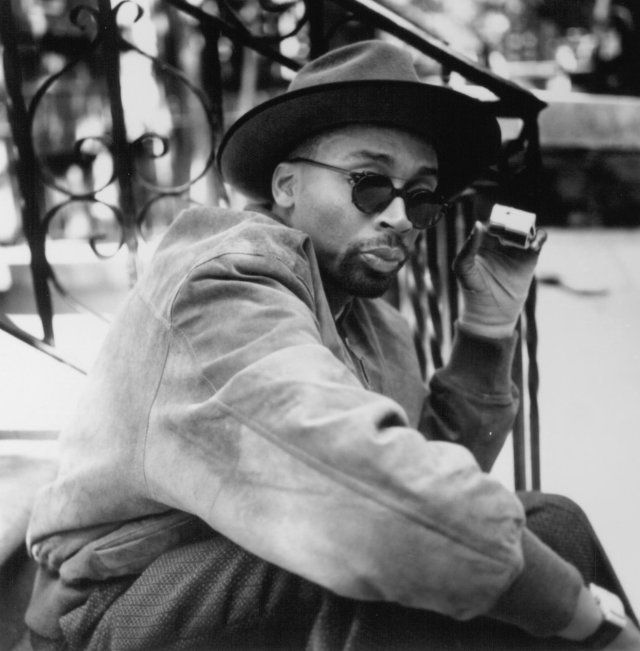Mo' Better Blues (1990)   Photos with Spike Lee