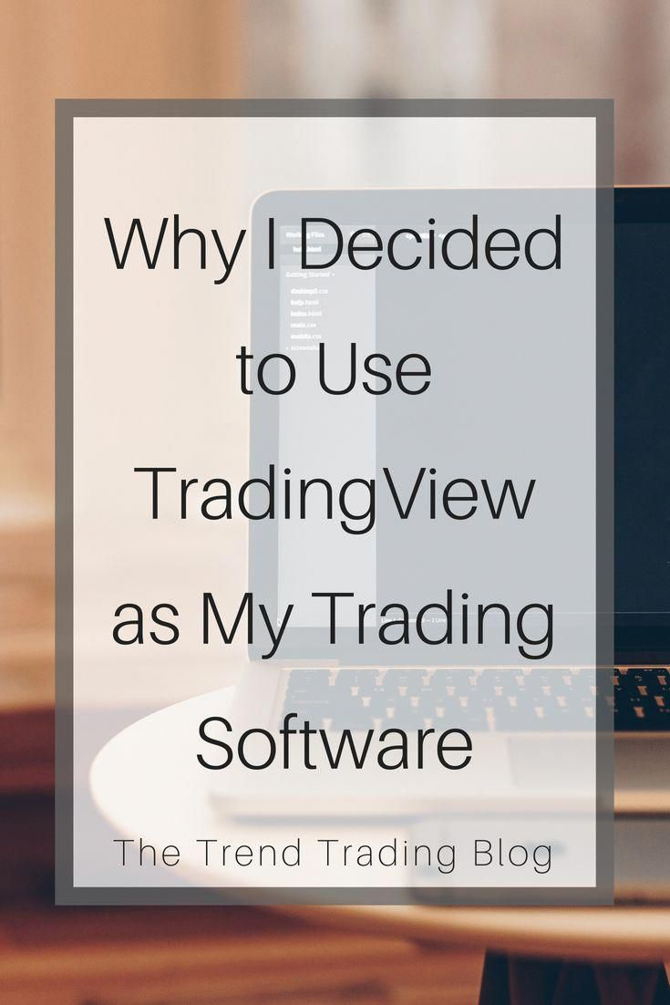 In this article, learn why I use TradingView as my trading software