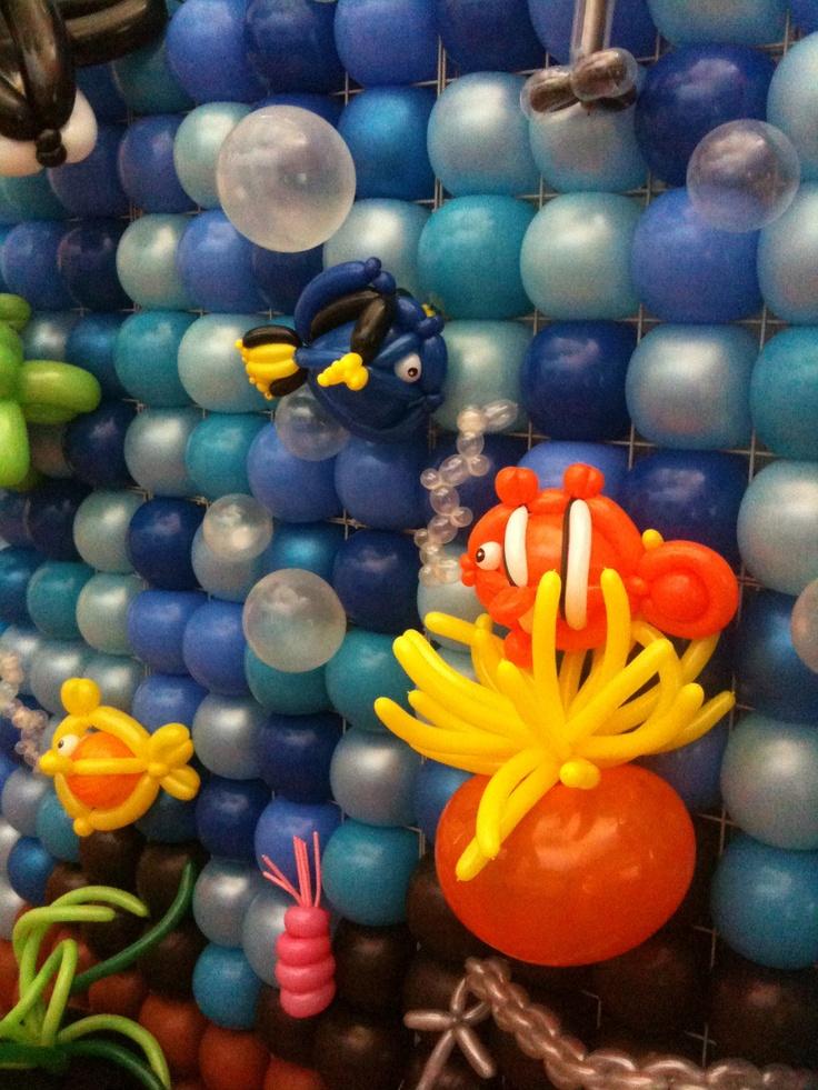 35 best Balloon backdrop images on Pinterest Balloon backdrop