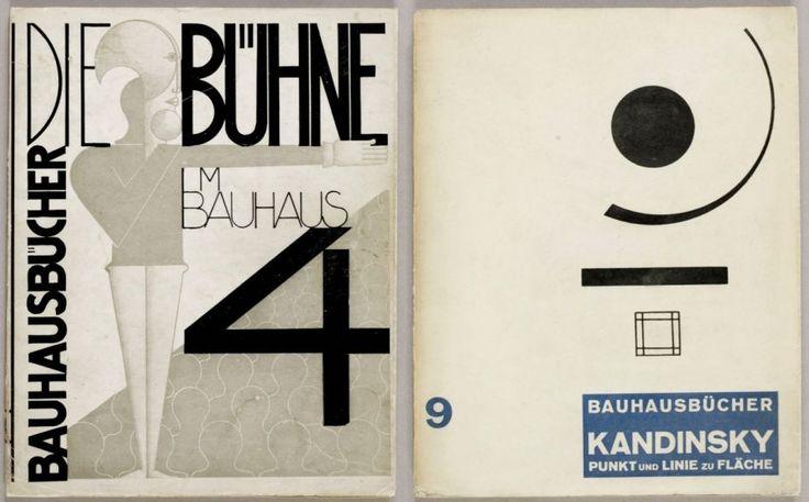 Původní knížky a zápisníky meziválečného Bauhausu jsou zdarma ke stažení | Wave News
