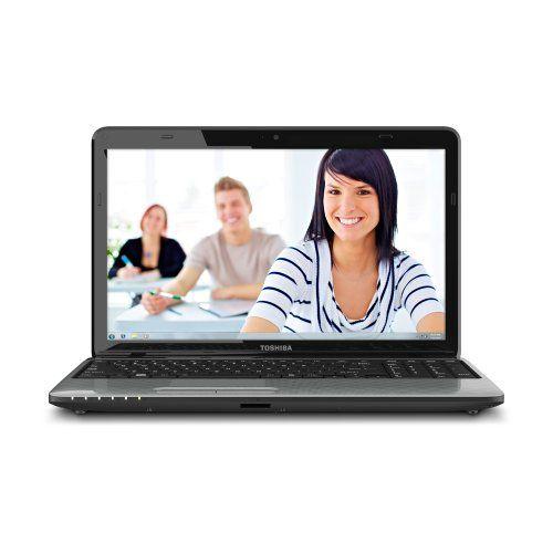 Toshiba Satellite L755-S5169 15.6 -Inch Laptop (Silver) $499.99