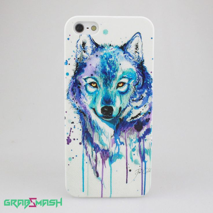 **50% OFF** 2015 Premium High Definition Wolf Hard Phone Case