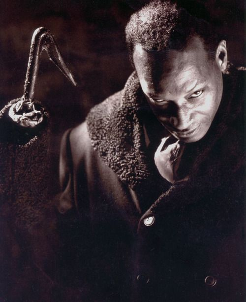 Horror Icon - Candyman. I love Tony Todd!