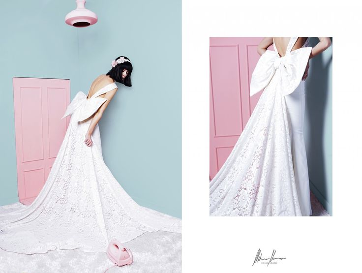 Mihano Momosa is a brand devoted to a woman and places her in the center of it's creativity by giving her the title of a princess and inserting her into a modern fairy tale context.