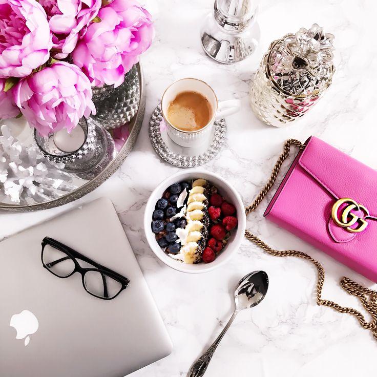 breakfast-frühstück-gucci-pink-fashionhippieloves-work-space