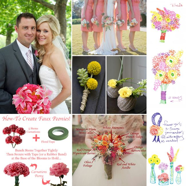 Pick A Post For The Fiftyflowers Blog Flower Bouquets