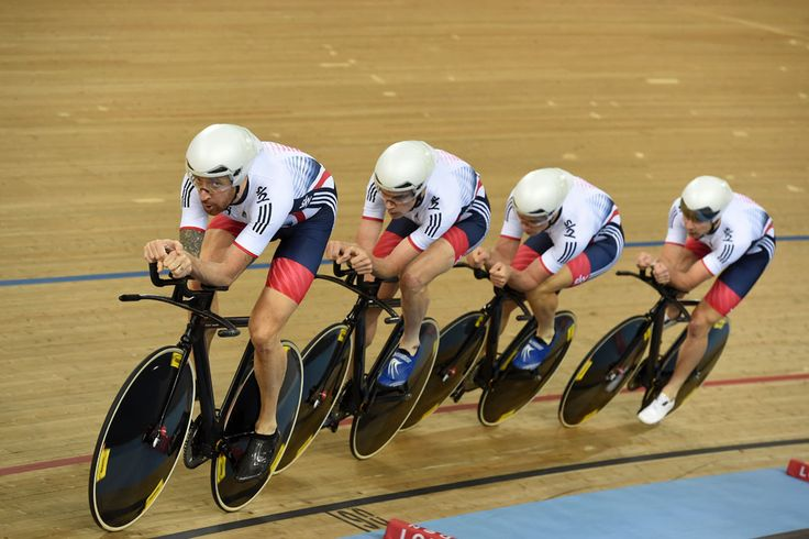Great Britain in the team pursuit, Track World Championships 2016