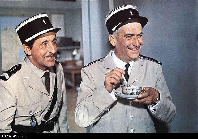 le gendarme se marie 1968 jean lefebvre et louis de funes