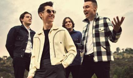 Arctic Monkeys à Nîmes !! on y va là
