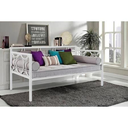 Rebecca Metal Daybed, Multiple Colors - Walmart.com