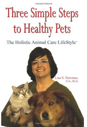 Three Simple Steps to Healthy Pets: The Holistic « Library User Group