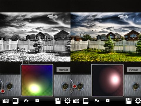 The Dynamic Light iPhone app is an excellent addition to your photography app stash