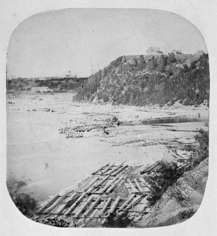 Parliament Hill 1857
