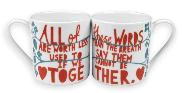 His 'n' Hers mug