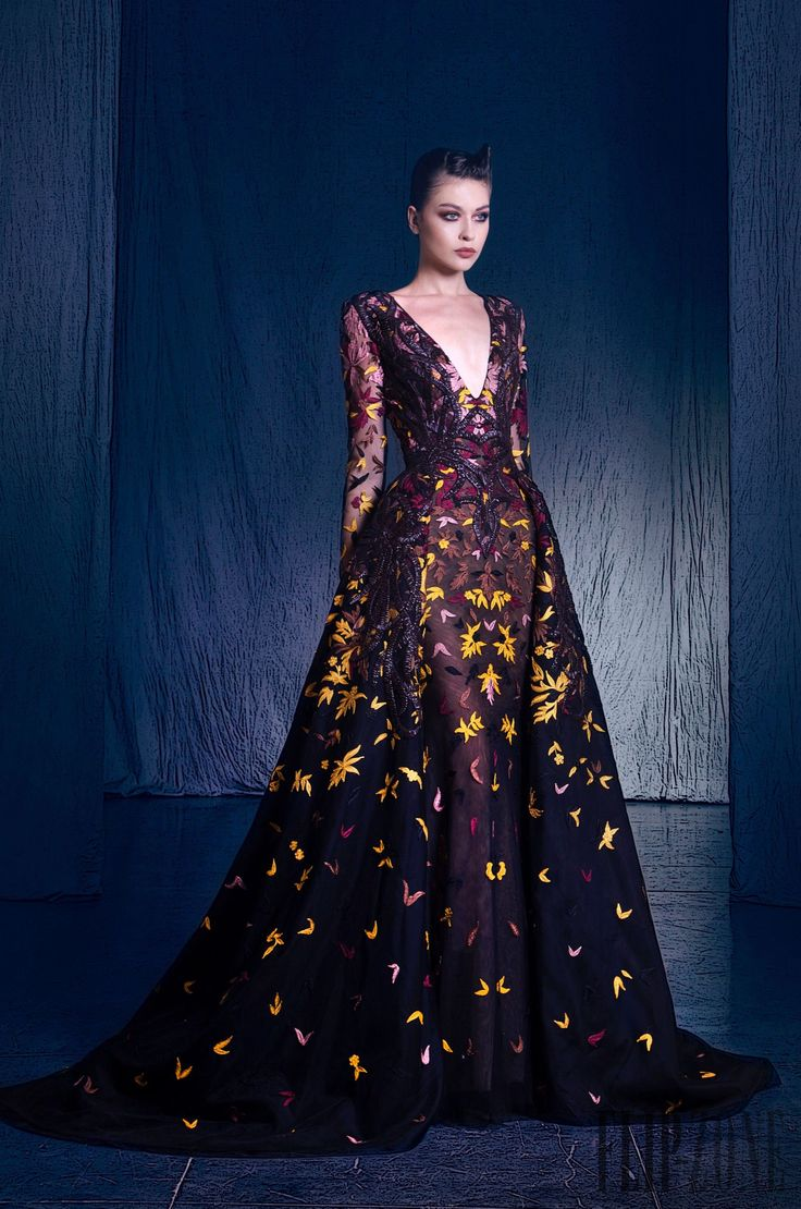 """Nicolas Jebran """"Nostalgia"""", A-H 2015-2016 - Haute couture ..."""