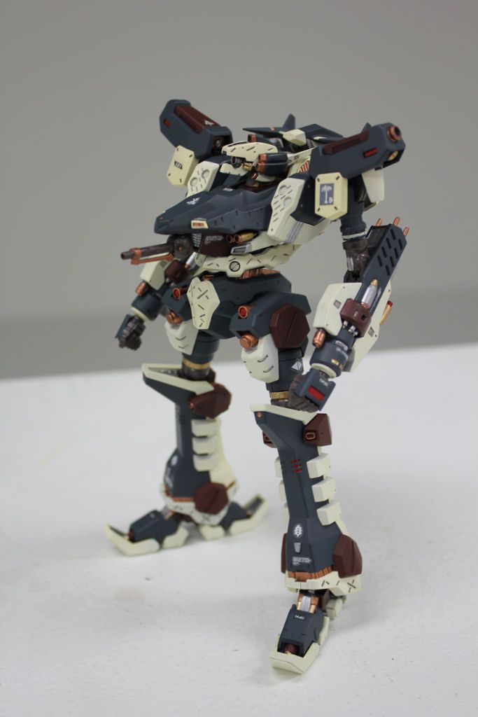 [Armored Core] Crest Assault Type by Paranoid