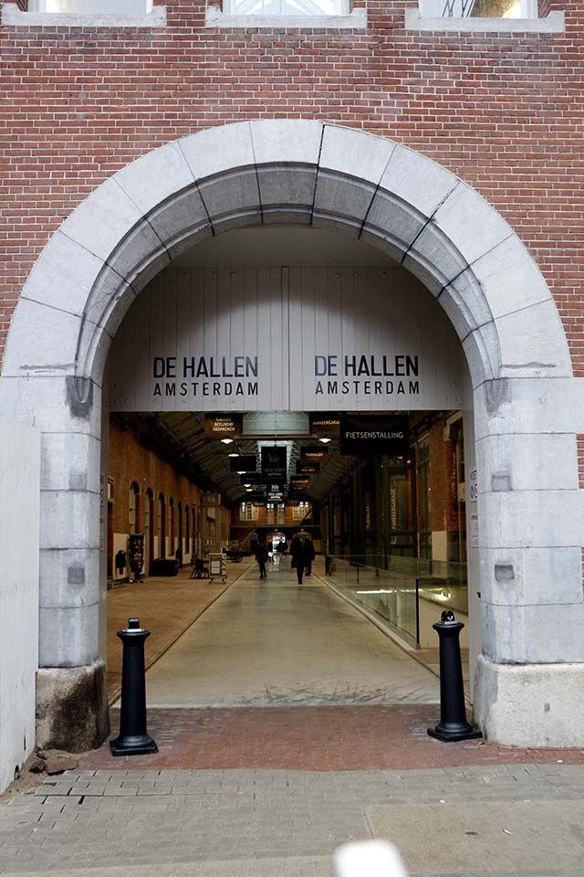 Foodhallen Amsterdam, to enjoy a Dutch 'borrel'!
