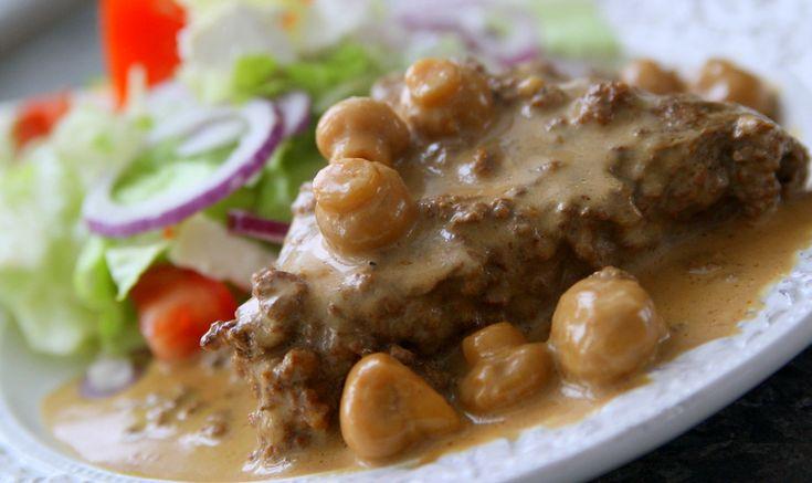 Köttfärs i panna | Jennys Matblogg