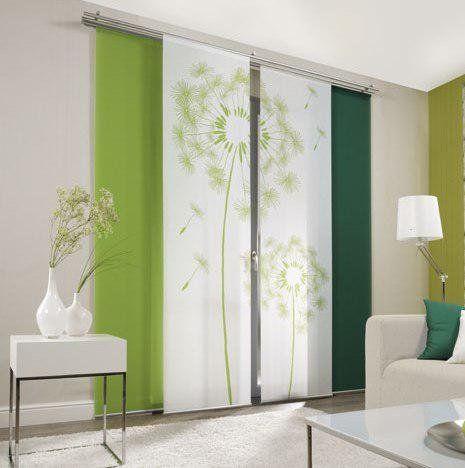 110 besten schiebegardinen bilder auf pinterest raumteiler hotelflur und paravents. Black Bedroom Furniture Sets. Home Design Ideas