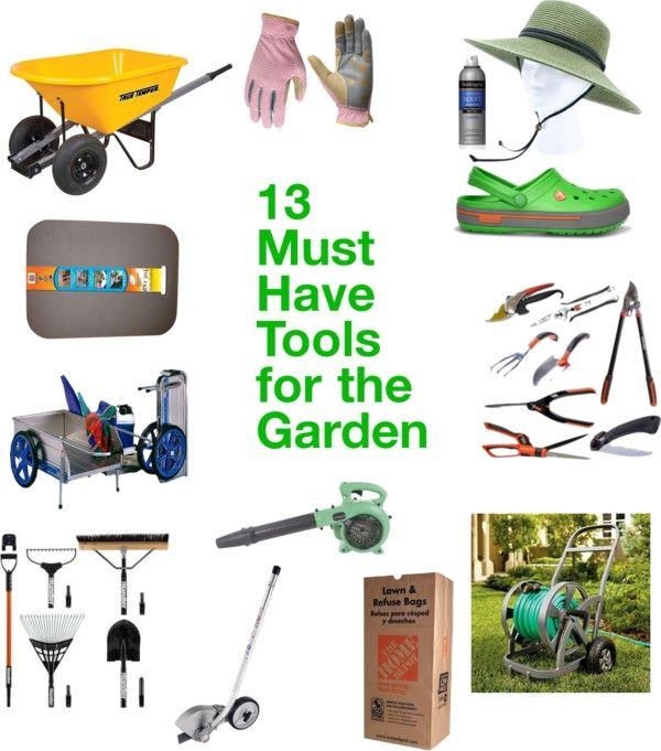 164 best images about garden and growing plants on for Gardening tools must have