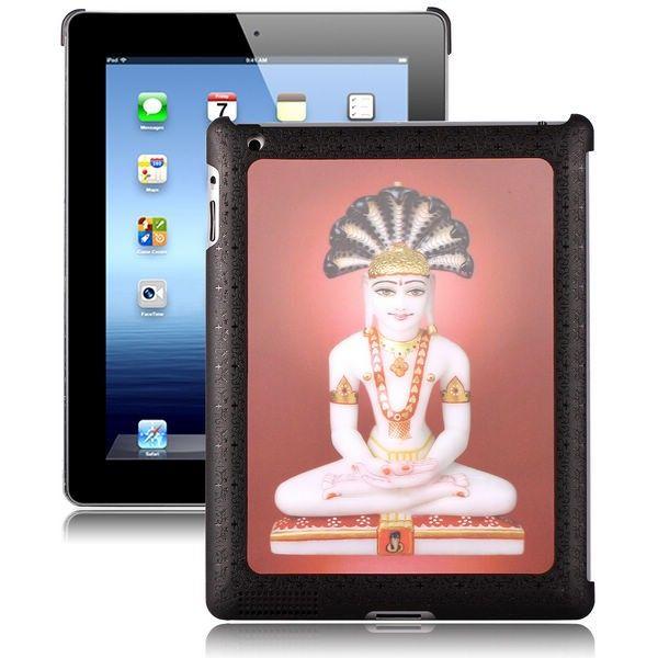 Adventure - 3D effekt (Lotus - Rød) iPad 2 Deksel