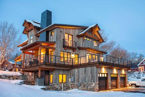 Steamboat Springs residence, CO. Rumor Design + reDesign. Tim...